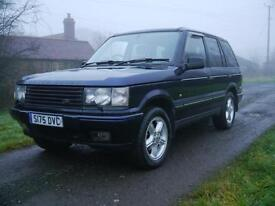 Land Rover Range Rover 2.5 DT Manual