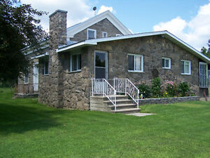 Stone House with 172 acres