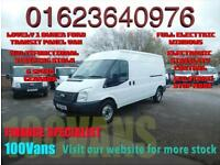 FORD TRANSIT 2.2TDCi 100PS EU5 RWD T350L MEDIUM/ROOF MWB