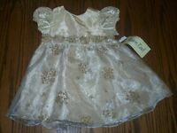 "a beautiful NEW ""Rare, too!"" dress for a little lady of 24 month"