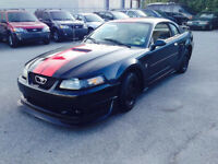 2001 Ford Mustang !!!CUSTOM BODY KIT!!!!Coupe!!MINT COND!!!
