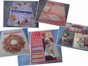 5 More NEW Craft Books