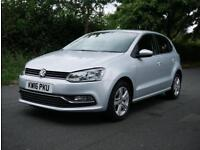 2016 Volkswagen Polo 1.2 TSI BlueMotion Tech Match DSG (s/s) 5dr