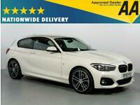 2018 BMW 1 Series 1.5 118I M SPORT SHADOW EDITION 3d AUTO 134 BHP Hatchback Petr