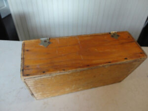 Custom Made Solid Wood Tool Box - from early 70's Kitchener / Waterloo Kitchener Area image 4