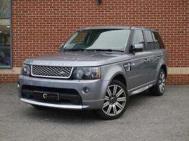 2012 12 Land Rover Range Rover Sport 3.0 SD V6 Autobiography Sport Station Wagon