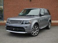 2012 12 Land Rover Range Rover Sport 3.0 SD V6 Autobiography Sport Station Wagon