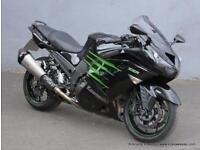 2013 Kawasaki ZZR1400 FDFA SE Performance
