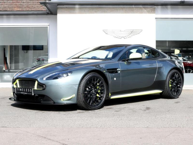 2017 Aston Martin Vantage Amr Amr 2dr Manual Petrol Coupe In