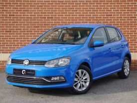 2014 64 Volkswagen Polo 1.4 TDI BlueMotion Tech SE (s/s) 5dr