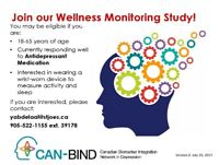 Looking for participants on Antidepressant Medication