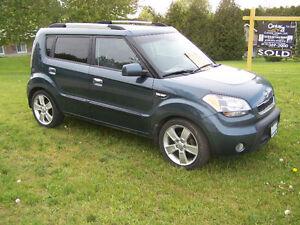 2010 Kia Soul SUV, Crossover