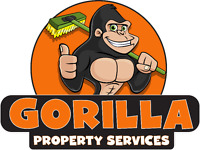 Window Cleaning - Gorilla Property Services