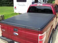 Trifold Soft Tonneau Cover For Ford F150
