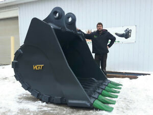 WGT – Canadian Steel, Excavator/Loader Attachments