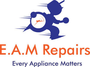 EAM Appliance Repair and Installation Services