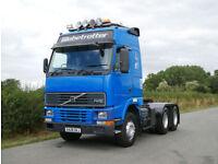 Volvo FH 12 460 6 X 4 Double Drive Tractor Unit