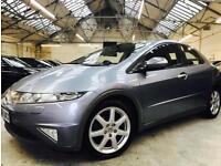 2008 Honda Civic 2.2 i-CTDi EX Hatchback 5dr Diesel Manual (140 g/km, 138