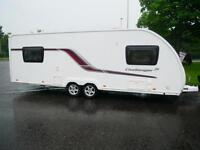 Swift Challenger 590SE 6Berth Caravan