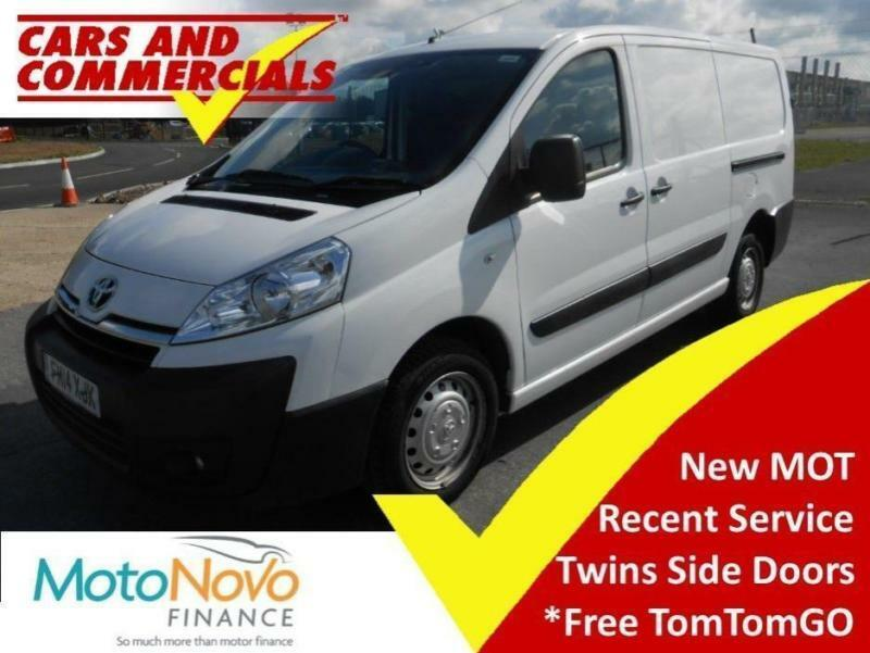 2014 14 TOYOTA PROACE 2.0 L2H1 HDI 1200 128PS DIESEL