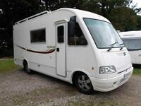 Mirage 5000 A Class 4 Berth Motorhome by Auto Sleepers