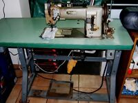 Sewing machine made by PFAFF - Industrial machine Heavy Duty