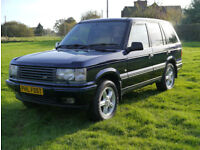 Range Rover 2.5 DT Manual 4x4 Estate