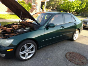 2001 Lexus IS300, well maintained $3200