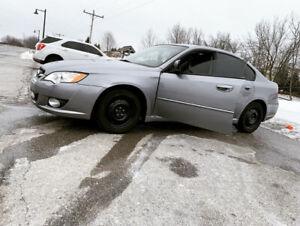 2008 Subaru Legacy 2.5i w/Limited Pkg Sedan