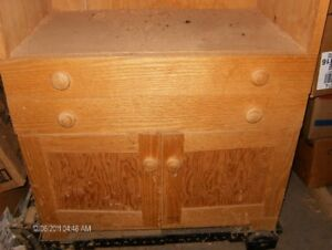 router and cabinet