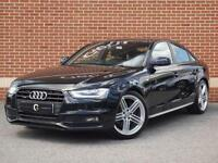 2012 12 Audi A4 2.0 TFSI Black Edition S Tronic Quattro (Black, Diesel)