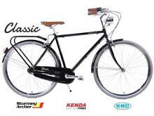 NIXEYCLES BLACK CLASSIC | CITY CRUISER 3SP | RRP $449 Sydney City Inner Sydney Preview