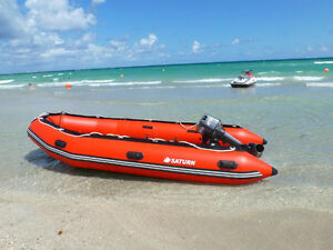 Inflatable Boat 10-14'