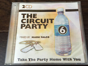 The Circuit Party, Volume 6 - Mixed by Mark Falco