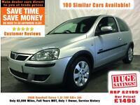 2004 Vauxhall Zafira 1.8i 16v auto Life 5dr