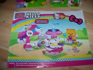 Hello Kitty Fun at The Fair Lego Set