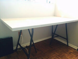 IKEA table tops&legs