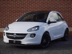 2014 14 Vauxhall Adam 1.2 i VVT 16v GLAM Technical Pack (White, Petrol)