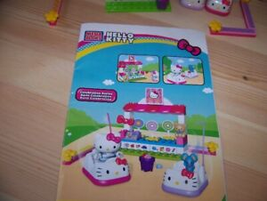 Hello Kitty Busy Bumper Lego Set