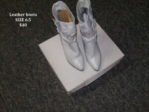 BOOTS- MADE BY LEADER LIKE NEW