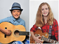 In-Home Guitar Lessons Oakville