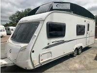 2008 Swift Coastline SE 6 berth twin axle caravan