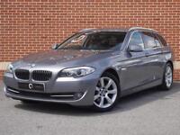 2011 61 BMW 5 Series 2.0 520d SE Touring 5dr (Grey, Diesel)