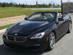 2012 BMW 6-Series 650i Cabriolet Convertible