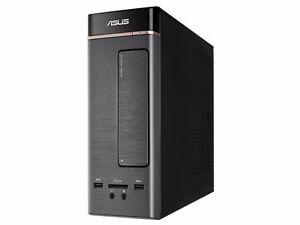 ASUS K20  AMD A8 3.5 Ghz 6 Gb /500 Gb Small Desktop PC