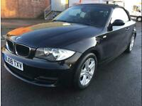 2008 BMW 118I 2.0 SE *CONVERTIBLE* HALF LEATHER *JUST SERVICED* 1 SERIES