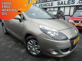 2011 Renault Scenic 1.5dCi Expression - Beige - Platinum Warranty / MOT!