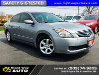 2007 Nissan Altima 2.5 SL | LOW KMS | SAFETY & E-TESTED