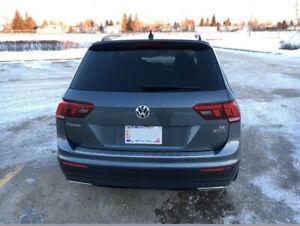 2018 Volkswagen Tiguan Trendline 4Motion + Conv. Pkg. Like New