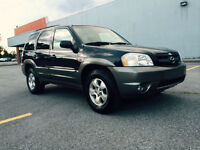 2003 Mazda Tribute ES SUV summer and winter tires